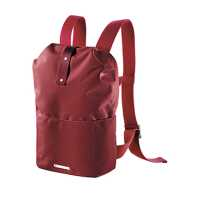 BROOKS Dalston Knapsack Small - red fleck/maroon